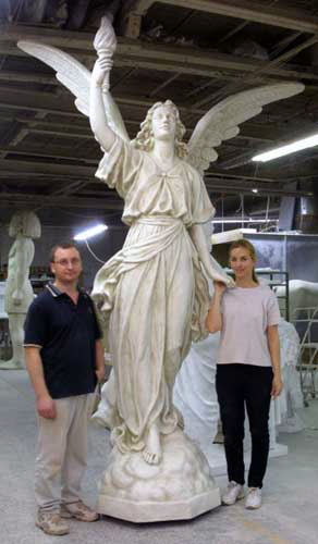 Large Church Size Outdoor and Indoor Religious Statues